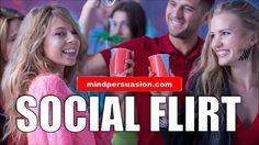 Flirt Naturally - Flirt Without Being Creepy Subliminal