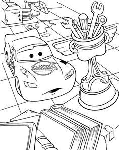 #cars #auta #kolorowanka #samochody #kolorowanki #dzieci #rodzina #rozrywka #malowanie #kolorowanie #coloring Abstract Coloring Pages, Cars Coloring Pages, Online Coloring Pages, Coloring Pages To Print, Adult Coloring Pages, Coloring Pages For Kids, Coloring Books, Disney Cars Characters, Disney Cars Movie