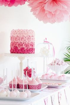 Wedding Dessert Tables - A Growing Trend