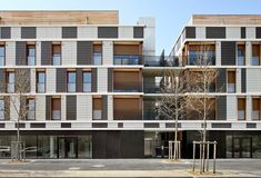 Gallery of Valenton Housing / Gelin-Lafon - 8