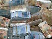 EL DINERO El dinero es un recurso, una herramienta. El dinero hace la vida más agradable. Es bueno tenerlo y mejor aún saberlo administrar. El dinero permite llevar ideas a la realidad. El dinero es importante, el dinero es una bendición. Piensa en grande.