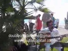 ▶ Marinas de Nerja Ceremony music by Double Cocktail NERJA BAND - YouTube