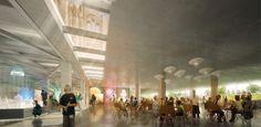 Smithsonian Institution | South Campus Masterplan - BIG | Bjarke Ingels Group