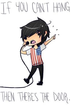 Kellin Quinn :D  this is so cute haha
