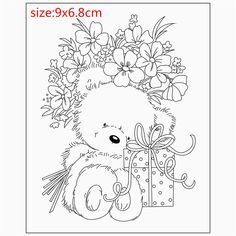 Cute Coloring Pages, Doodle Coloring, Coloring Books, Bird Drawings, Cute Drawings, Vintage Floral Wallpapers, Whimsy Stamps, Christmas Embroidery, Hand Embroidery Designs