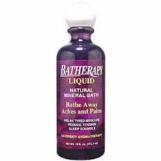 Queen Helene Batherapy Liquid Lavender 1 lb by Queen Helene. $66.69. MULTI VALUE 12-PACK! You are buying TWELVE of Batherapy Liquid Bath Lavender 16 oz. Batherapy Mineral Salts that provides relaxation, and eases muscle aches and pains.. Quantity: MULTI VALUE PACK! You are buying Description: BATHERAPY LQ BATH LAV Unit Size: 16 OZ Brand: QUEEN HELENE. Invigorate and relax the body with our special Lavender Aromatherapy Batherapy liquid.. Lavender Batherapy Mineral...