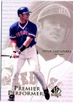 2000 UPPER DECK SP NOMAR GARCIAPARRA PREMIER PERFORMERS in Sports Mem, Cards & Fan Shop, Cards, Baseball   eBay $0.01