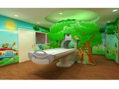 Quot Ge S Adventure Series Quot Of Ct Mri Scanners Quot Based On Kid