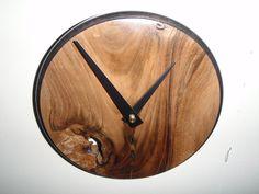 wall clock. $90.00, via Etsy.