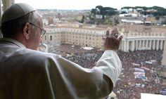 ANGELUS DEL PAPA FRANCISCO: Dios nos ama con amor gratuito y sin límites-Papa Francisco