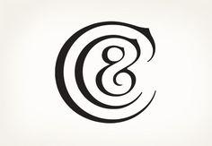 10 monogramas para estar siempre inspirados | paredro.com