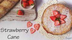 Polymer Clay Strawberry Cane Tutorial - Miniature Food