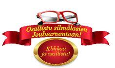 Avaa luukku ja voita joka päivä palkintoja! http://www.optiplusoptikko.fi/