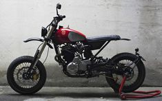 "Honda FMX650 ""Menstrual"" of 2005 by Fugar Metal Worker"