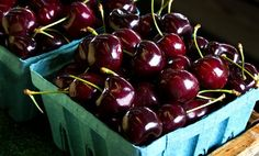 11 Health Benefits of Cherries. Celebrate National Cherry Day (July 16th) with these tasty treats!