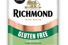 Kerry launches gluten-free sausages under the Richmond brand
