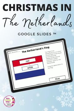 This Google Slides pack will help your students explore what life is like in other countries. Let students compare their Christmas day with Christmas in the Netherlands. Your social studies lesson will be complete with this Holidays Around the World set of activities. Slides are click and drag and short answer text. Step-by-Step instructions and videos are also included to help you set up the activities. Primary School Teacher, Primary Classroom, My Teacher, Life Is Like, What Is Life About, Netherlands Flag, Holidays Around The World, Unit Plan, Australian Curriculum