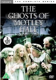 Ghosts of Motley Hall: The Complete Series DVD Box Set