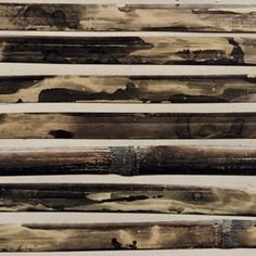 """Wallcovering Mindoro Batac RM 907 10 Loin de la mousson Plus product : Handcrafted product Composition : Bamboo on non woven base Care : Avoid any contact with water, clean with a dry cloth Width +/- 3% : useful width 110cm (43"""") Sales units : MT Weight : 36.5 oz per sq.yd"""