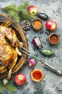 Christmas Food by Nikolaydonetsk on Envato Elements