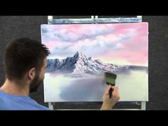 Paint with Kevin Hill - Soft Meadow - YouTube
