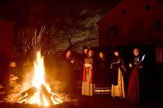 Candlelight Evening in Old Bethpage Village Restoration Warms the Heart, Soothes the Soul – Going Places, Far & Near Holiday Travel, Restoration, Warm, Places, Home Decor, Decoration Home, Room Decor, Lugares, Interior Decorating
