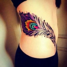 Feather-Tattoos-8 | Tattoo Blog