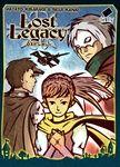Lost Legacy | Board Game | BoardGameGeek Winner: Tony