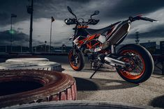 2014 KTM 690 SMC R « Featured « DERESTRICTED
