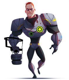 ArtStation - Sci-fi guy, Rayner Alencar