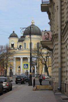 Дом Музури (Литейный проспект) в Санкт-Петербурге в котором жил до 1972 года Иосиф Бродский (Полторы комнаты).
