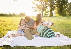 Family photography, family posing