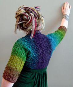 Freia Handpaint Yarns - Patterns - Sweaters, Cardigans and Vests