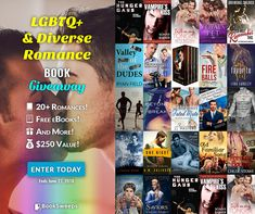 Who wants some great LGBTQ books? Win my book ONE NIGHT, a brand new eReader, plus books from LGBTQ+ & Diverse Romance authors like Kristen Mae and Tara Lain. Good luck!  :D  Enter here: http://bit.ly/lgbtqdiverseromance-jun18