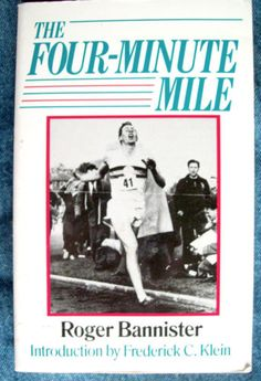 The Four Minute Mile by Roger Banister 1989 Paperback 8c4fee30e2505