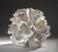 Sandra Davolio is a leading ceramist, born in Italy, living and working in Denmark since 1974 Pottery Bowls, Ceramic Pottery, Pottery Art, Sculpture Clay, Ceramic Sculptures, Modern Sculpture, Pottery Designs, Pottery Ideas, Paperclay