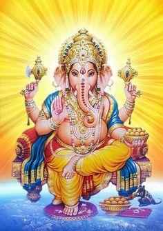 Shri Ganesh! Lord Ganesha