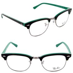 ray ban havana green eyeglasses  ray ban eyeglasses rb 5154 5161 havana green 49mm