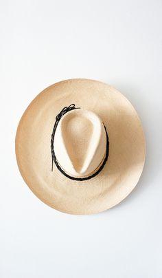 Ryan Roche Black Panama Hat – Spartan Panama Hat 9a6ffdf0ae74