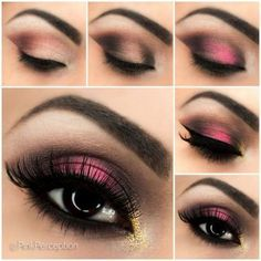 Breathtaking Pink Smoky Eye Makeup Tutorial https://www.youtube.com/channel/UC76YOQIJa6Gej0_FuhRQxJg