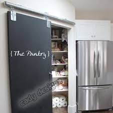 pantry door ideas - Google Search