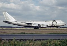 Alitalia Boeing B747-243B (Bvlgari)