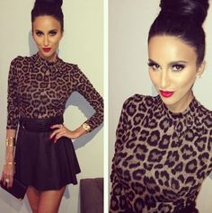 Lilly always looks cute! Love her on shahs of sunset