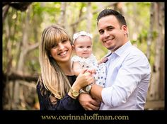 Corinna Hoffman Photography: Lily and Ralph's Family Session - Miami FL Family Photographer