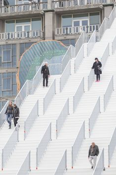 Gallery of MVRDV Unveil Monumental Urban Staircase in the Center of Rotterdam - 15