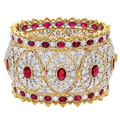 Stunning cuff. Repin by Joanna MaGrath on Pinterest Rings