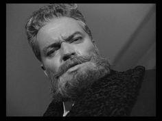 """Mr Arkadin, Orson Welles, 1955 """"Arkadin è anche un elemento tellurico, agente e motore degli sconvolgimenti che lo spazio subisce nel processo di ridefinizione delle proprie dimensioni"""""""