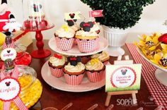 Minnie Mouse Girl 2nd Birthday Party Planning Ideas