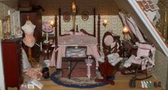 Linda's-Miniaturhaus