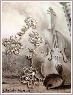タティングレース教室の後に自由が丘でお花見~☆ RichetCochet~~Tatti…  Ameba (アメーバ)